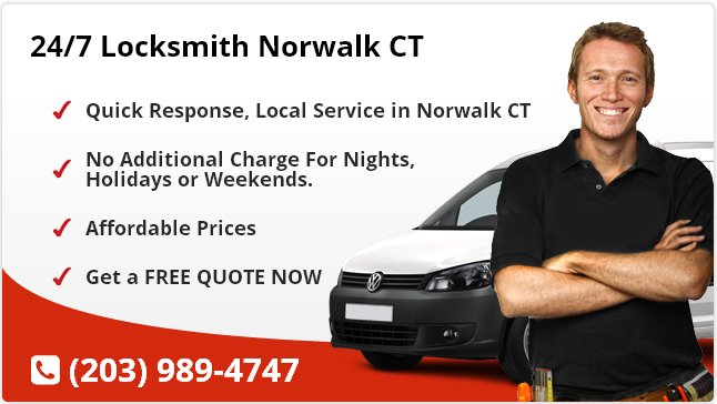 24 Hour Locksmith Norwalk
